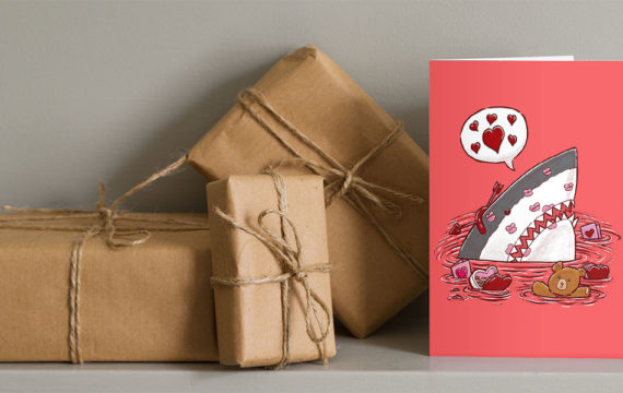 Greeting Card Boxes Template
